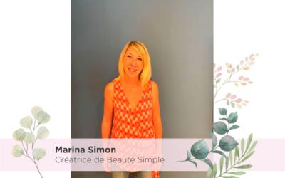 Pourquoi j'ai créé Beauté Simple – par Marina, la fondatrice