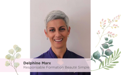 A la rencontre de Delphine Marx, responsable de la formation Beauté Simple