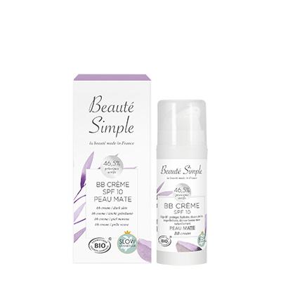 BB crème SPF 10 Peau Mate - Beauté Simple